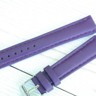 Фиолетовая кожа